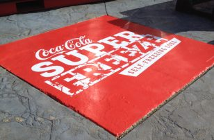 Coca-Cola Super Freeze