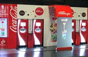 Coca-Cola Freestyle Vending
